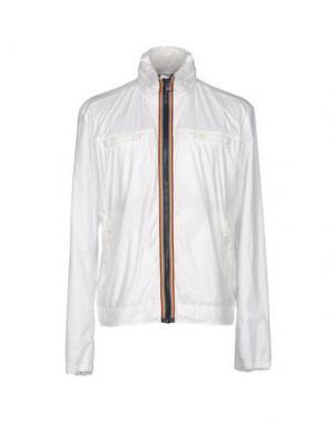 Куртка 313 TRE UNO. Цвет: белый