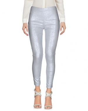 Повседневные брюки ANONYME DESIGNERS. Цвет: светло-серый