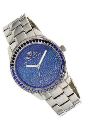 Watches Paris Hilton. Цвет: silver and blue
