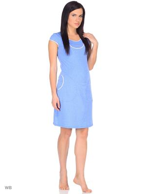 Платье домашнее для беременных и кормящих FEST