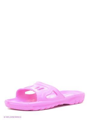 Шлепанцы Дюна. Цвет: розовый, бледно-розовый
