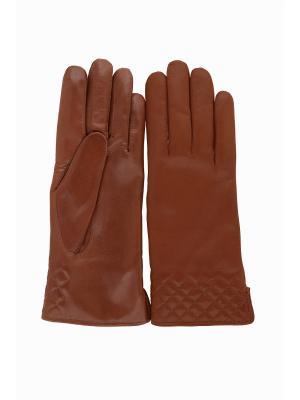 Перчатки PerstGloves. Цвет: светло-коричневый