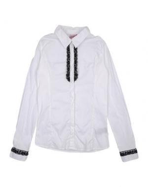 Pубашка VINGINO. Цвет: белый