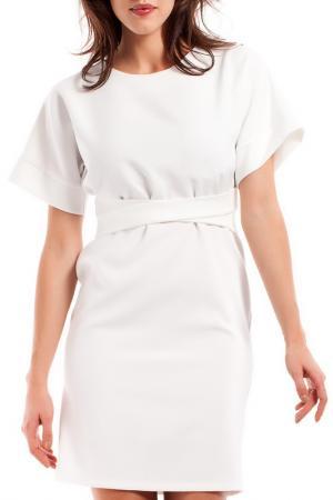 Платье BeWear. Цвет: белый