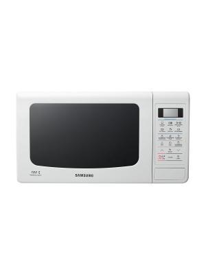 Микроволновая печь ME83KRQW-3, белый Samsung. Цвет: белый