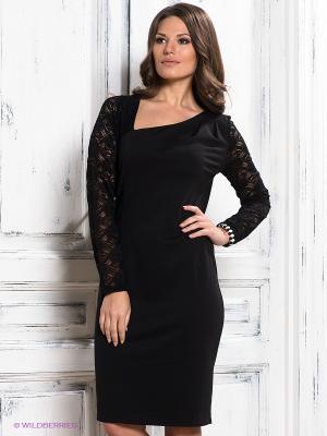 Платье Spicery. Цвет: черный