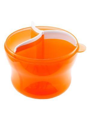 Контейнер для сухих смесей/12 MUNCHKIN. Цвет: оранжевый