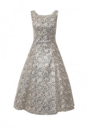 Платье Ted Baker London. Цвет: золотой
