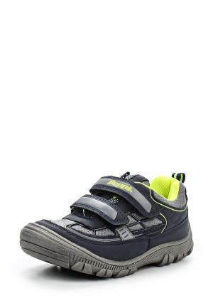Ботинки Beppi. Цвет: синий