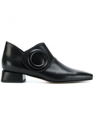 Ring detail shoe boots Boyy. Цвет: чёрный