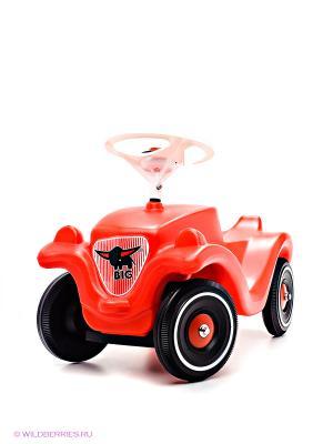 Машинка Big Bobby Car Classic. Цвет: красный, белый, черный
