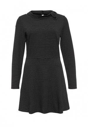 Платье Camomilla. Цвет: черный