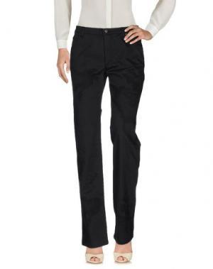 Повседневные брюки ALVIERO MARTINI 1a CLASSE. Цвет: черный