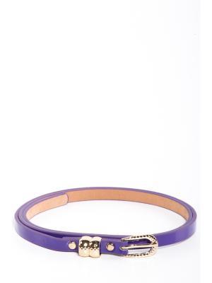 Ремень Vittorio Richi. Цвет: фиолетовый