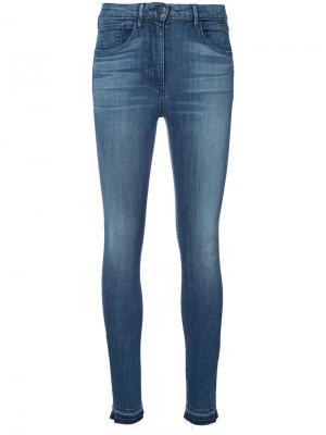 Higher Ground jeans 3X1. Цвет: синий