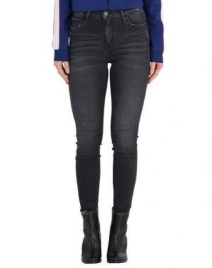 Джинсовые брюки TOMMY JEANS. Цвет: черный