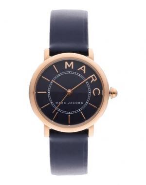 Наручные часы MARC JACOBS. Цвет: темно-синий