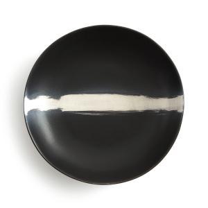 Тарелка глубокая из фаянса, Etsumi By V.Barkowski (x4) AM.PM.. Цвет: черный/ белый