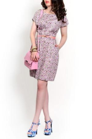 Платье FRANCESCA LUCINI. Цвет: жемчуг