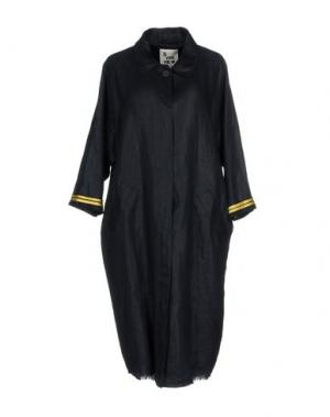 Легкое пальто 5PREVIEW. Цвет: темно-синий