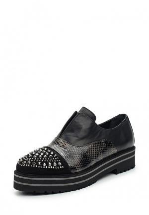 Ботинки Ilvi. Цвет: черный