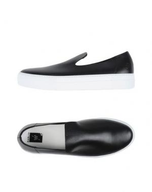 Низкие кеды и кроссовки W DABLIU. Цвет: черный