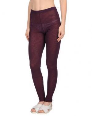 Пляжные брюки и шорты JEAN PAUL GAULTIER SOLEIL. Цвет: баклажанный