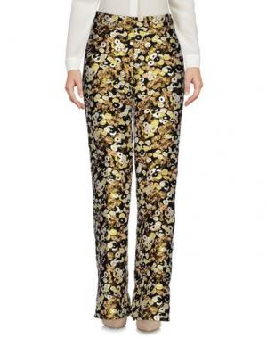 Повседневные брюки GIAMBA. Цвет: бежевый