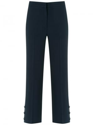 Tailored trousers Egrey. Цвет: синий