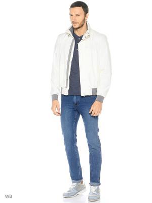 Куртка GEOX. Цвет: молочный