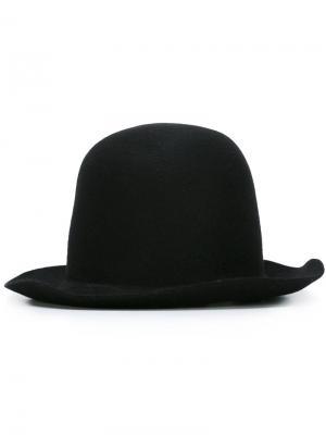 Шляпа By Reinhard Plank Nehera. Цвет: чёрный