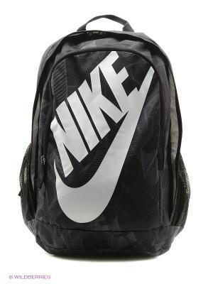 Рюкзак NIKE HAYWARD FUTURA 2.0 - PRIN. Цвет: черный
