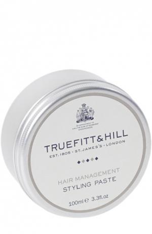 Стайлинг паста для укладки волос Truefitt&Hill. Цвет: бесцветный