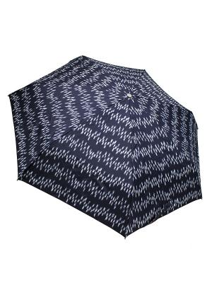 Зонт Edmins. Цвет: темно-синий, белый