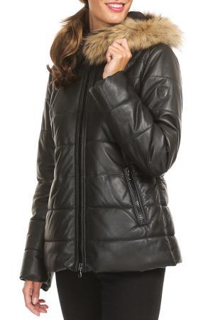 Куртка Christ. Цвет: черный