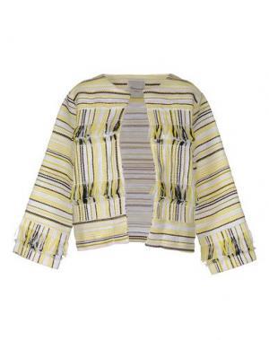 Пиджак MARIUCCIA. Цвет: желтый