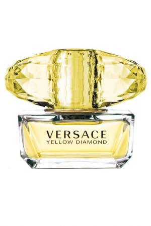 Yellow Diamond EDT, 30 мл Versace. Цвет: прозрачный