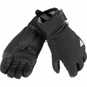 Перчатки Dainese. Цвет: black/black/white