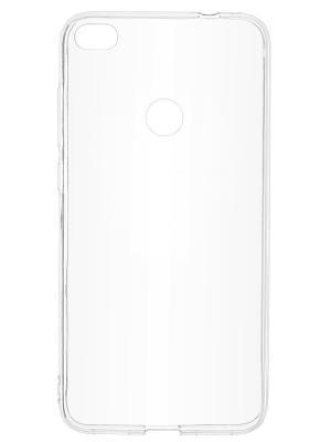 Накладка skinBOX slim silicone для Huawei Honor 8 Lite. Цвет: прозрачный