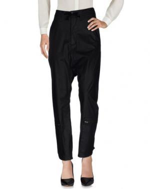 Повседневные брюки L.G.B.. Цвет: черный