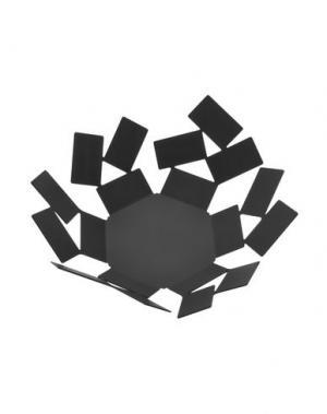 Украшение для стола ALESSI. Цвет: черный