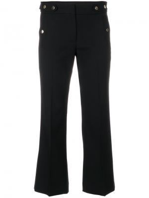 Укороченные брюки Vanessa Bruno. Цвет: чёрный
