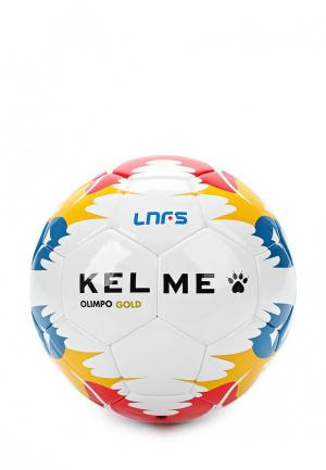 Мяч футбольный Kelme. Цвет: разноцветный
