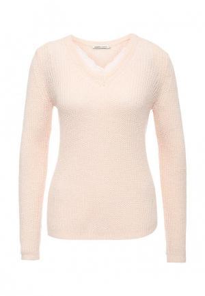 Пуловер Zarina. Цвет: розовый