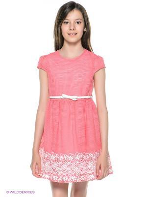Платье КАЛIНКА. Цвет: розовый