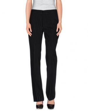Повседневные брюки JEAN PAUL GAULTIER FEMME. Цвет: черный