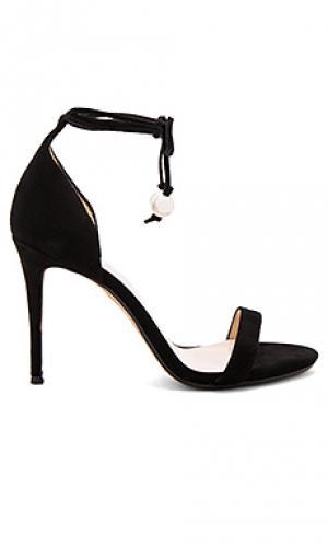 Обувь на каблуке becca RAYE. Цвет: черный