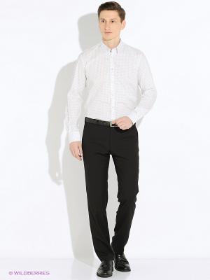 Рубашка MONDIGO. Цвет: белый