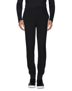 Повседневные брюки T BY ALEXANDER WANG. Цвет: стальной серый