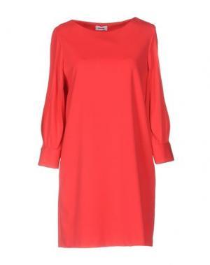 Короткое платье KATE. Цвет: пурпурный